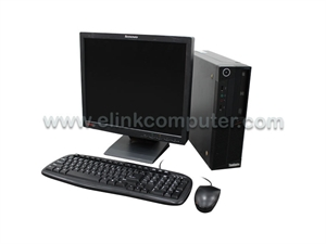 "Picture of [Desktop Set] Lenovo ThinkCentre M80 - 17"" LCD, Core i5"